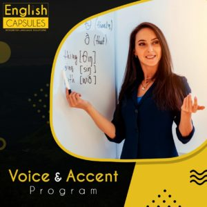 Voice & Accent Course – Level 1