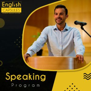 Speaking Program – Level 1 ( A1 )